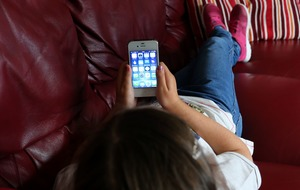 How can parents keep their children safe on social media?