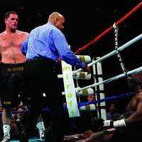 "On This Day, June 12 2005: ""The Clones Colossus"" Kevin McBride beats former world heavyweight champion Mike Tyson"