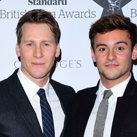 Dustin Lance Black: I would have a dozen more children with Tom Daley