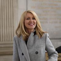 Esther McVey 'ashamed' of BBC after TV licence decision for over-75s