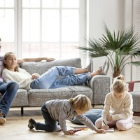 Home really is where the heart is, study finds