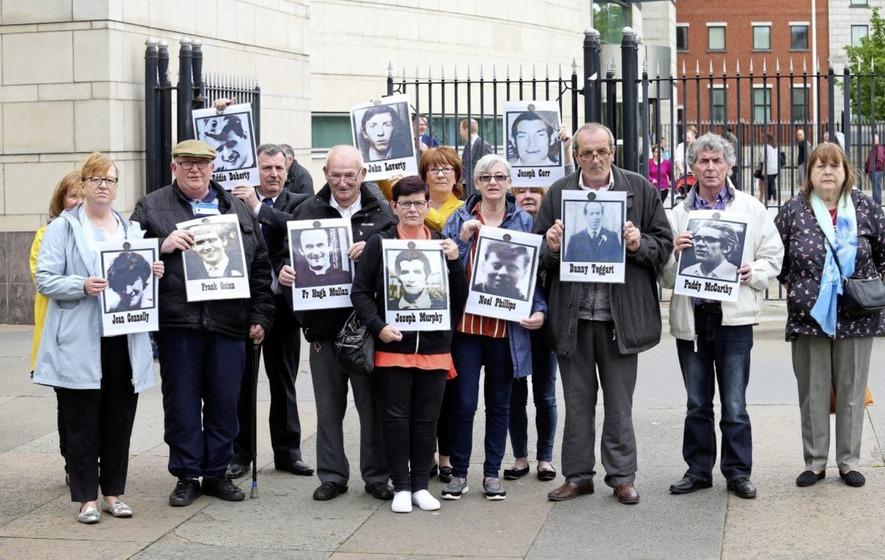 Former British army private accused of lying at Ballymurphy massacre inquest 'to protect soldiers'