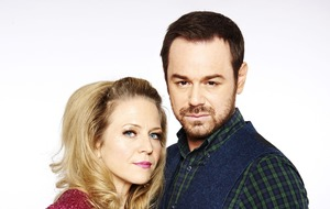 EastEnders' Mick and Linda Carter warned their son is showing signs of autism