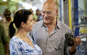 Gregg Wallace: I've learned so much about food from my Italian wife's family