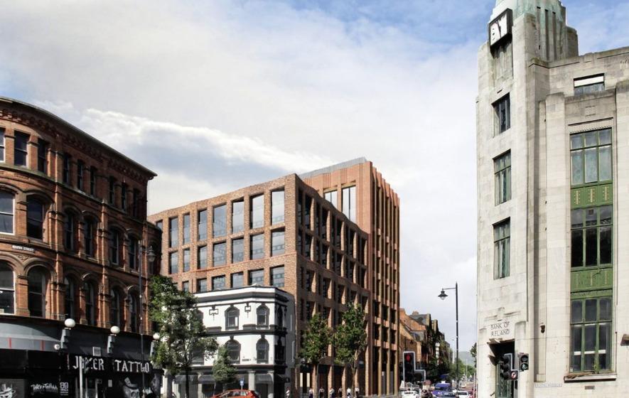 Multi-million pound Belfast regeneration project receives