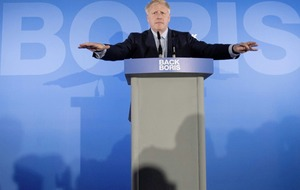 ANALYSIS: No mention of the backstop from Boris just thinly veiled jingoism
