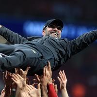 New video follows Jurgen Klopp's first six minutes as a Champions League winner