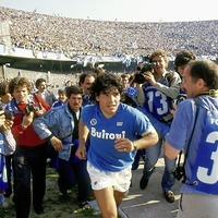 Brendan Crossan: Diego Maradona's life in Italy's fast lane hits the big screen