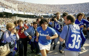 Brendan Crossan: Diego Maradona's life in Italy's fast lane hits the big screen