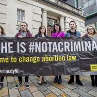 Increase in women travelling from Northern Ireland for abortion