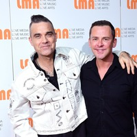 Robbie Williams: 'Hugh Jackman is a real potent force'