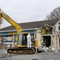 Dungiven shop damaged in ATM raid plans 'much stronger' cash machine