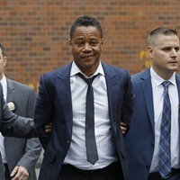 Cuba Gooding Jr pleads not guilty to groping woman at bar