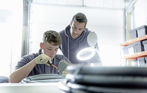 Apprenticeships are not just for young people