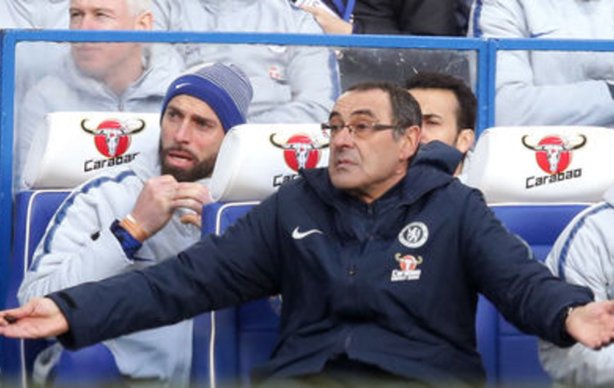 Juventus move ends Maurizio Sarri's unhappy marriage with Chelsea