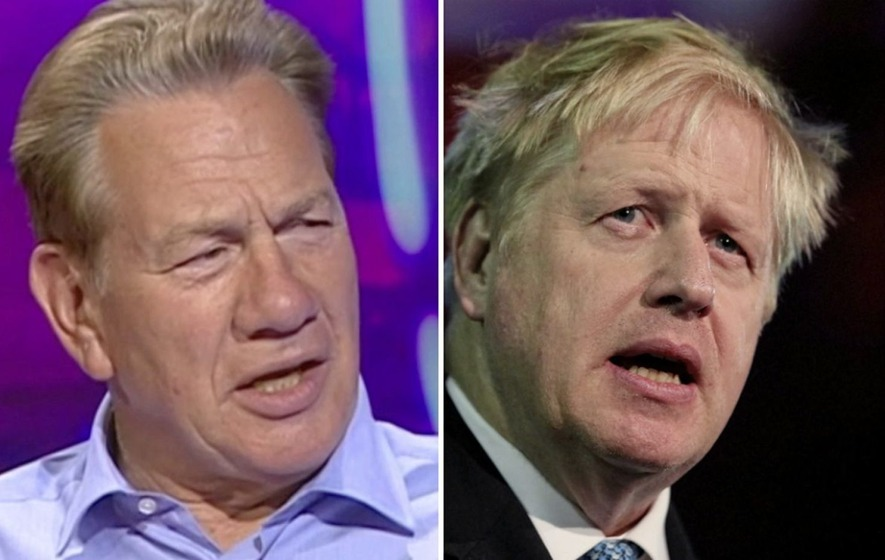Michael Portillo makes prediction over Boris Johnson's Brexit backstop plan