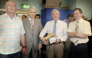 Raymond McClean remembered by The Irish News