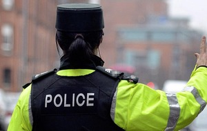 Three arrested after attempted robbery in Belfast city centre