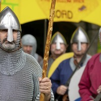 Where to go to find out about 850th anniversary of the Norman arrival in Ireland