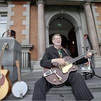 Hilton Showband guitarist Mickey Doran still doing 'shuffle' as he turns 80