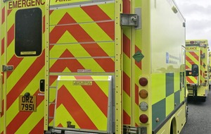 Only a third of urgent ambulance calls responded to within target time