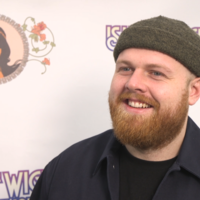 Tom Walker went unnoticed 'in flat cap' at Isle of Wight festival