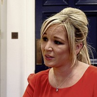 Cross-party talks should not be suspended says Michelle O'Neill