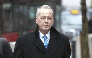 Michael Barrymore: It's not for me to decide on comeback