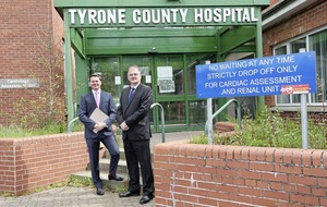 Former Tyrone County Hospital on the market