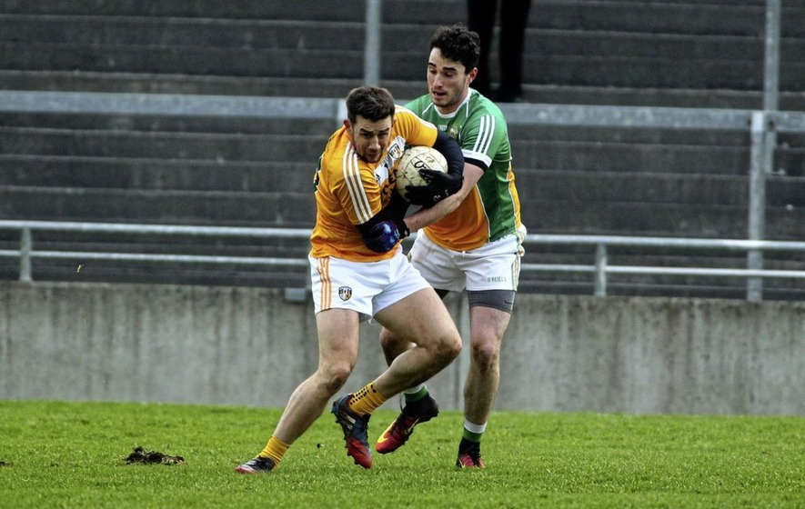 Antrim must look to MacRory and Sigerson for progress: Conor Murray