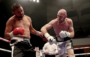 Steven Ward ready for war as Liam Conroy arrives for Ulster Hall battle