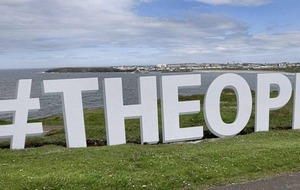 The Open set to give the north coast a potential multi million pound boost
