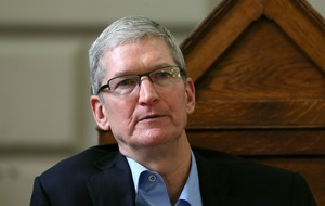 Apple's Tim Cook criticises other tech firms for data breaches
