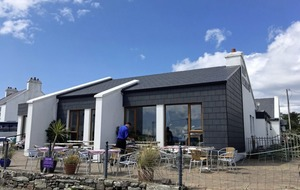 Eating Out: The Beehive a delightful place on the edge of the Atlantic Ocean