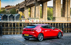 Mazda 3: Beauty is more than skin deep