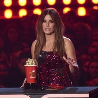 Sandra Bullock and The Rock among MTV Movie & TV Awards winners