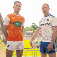 Armagh ready to 'go to war' against Monaghan says Stephen Sheridan