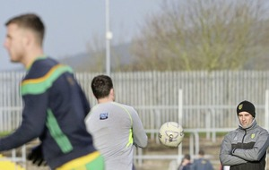 Donegal coach Karl Lacey expecting huge challenge from Cavan in Ulster final