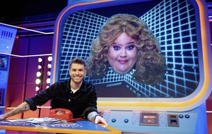 TV Quickfire: Joel Dommett on his new TV quiz Hey Tracey!