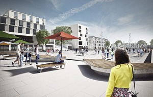 First phase of £50m Bangor redevelopment could be open by end of next year