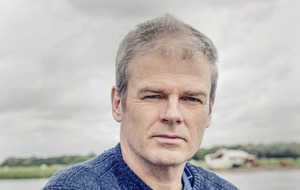 Author Mark Haddon on new novel The Porpoise and life after Curious Incident