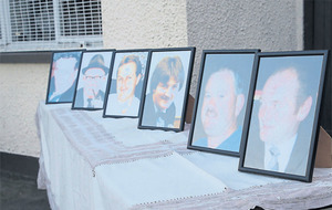 Loughinisland families hold vigil 25 years on from Heights Bar massacre