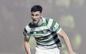 Celtic expect to win and go through says Kieran Tierney ahead of Champions League tie