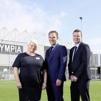 Belfast's Olympia Leisure Centre wins UK award