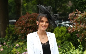Corrie star Helen Flanagan relishes first time at Royal Ascot