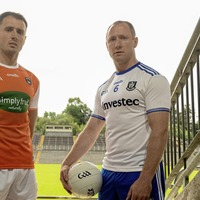 Monaghan veteran Vinny Corey ready for tough Armagh contest