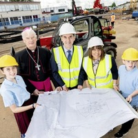 Work starts on new Holy Evangelists' Primary School