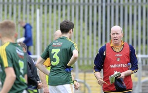 Antrim U20 football boss Hugh McGettigan banking on MacRory Cup experience to topple Down