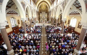 Clonard Novena gets off to 'amazing' start