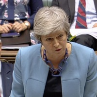 Theresa May does not want to see former soldiers before courts in north